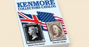 Catalogue gratuit de timbres Kenmore de 96 pages